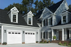 Garage doors in brampton brampton garage door openers repair picture of garage doors on a nice house solutioingenieria Choice Image